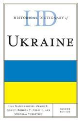 Historical Dictionary of Ukraine PDF