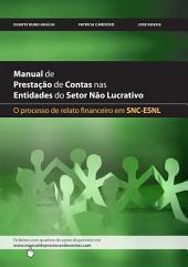 Manual de Prestação de Contas nas Entidades do setor não Lucrativo