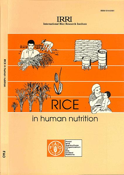 Rice In Human Nutrition