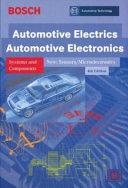 Automotive Electrics Automotive Electronics PDF