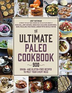 The Ultimate Paleo Cookbook Book