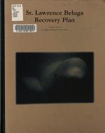 St  Lawrence Beluga Recovery Plan PDF