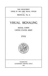 Manual of Visual Signaling of the U.S. Signal Corps