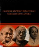 Katalog biografi beranotasi koleksi buku langka PDF