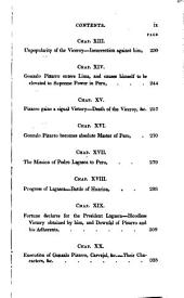 History of the Conquest of Peru, by the Spaniards