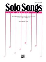 Solo Songs for Young Voices PDF