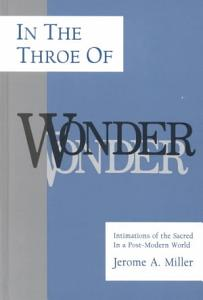 In the Throe of Wonder Book