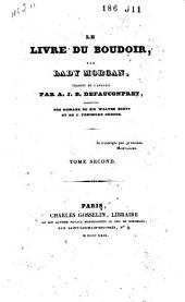 Le livre du boudoir: Volume2