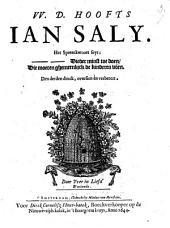 W. D. Hoofts Ian Saly: Volume 1