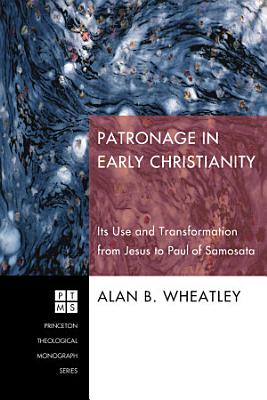Patronage in Early Christianity PDF