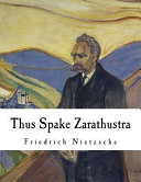 Thus Spake Zarathustra Book PDF