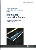 Download Expanding the Gothic Canon Book