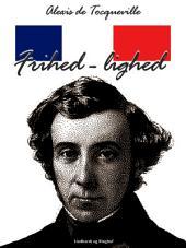 Frihed - lighed
