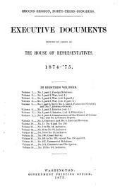 House Documents: Volume 215; Volume 276