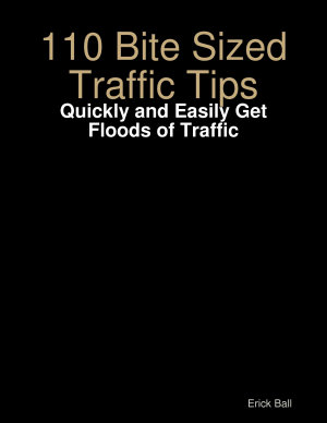 110 Bite Sized Traffic Tips   Quickly and Easily Get Floods of Traffic
