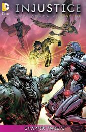 Injustice: Gods Among Us: Year Five (2015-) #12