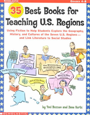 35 Best Books for Teaching U S  Regions PDF