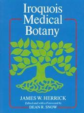 Iroquois Medical Botany