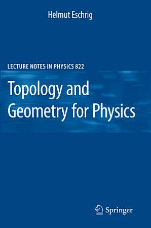 Topology and Geometry for Physics PDF