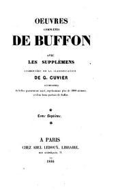 Oeuvres complètes de Buffon: Volume2