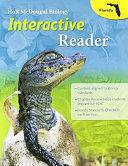 Biology  Interactive Reader Grades 9 12 PDF