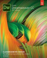 Adobe Dreamweaver CC Classroom in a Book  2017 release  PDF