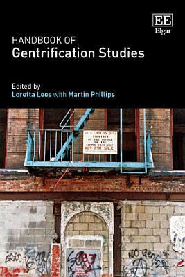Handbook of Gentrification Studies