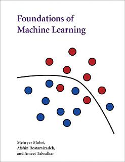 Foundations of Machine Learning Book