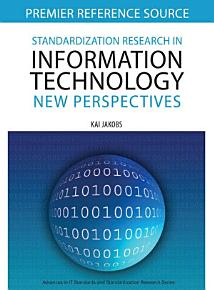Standardization Research in Information Technology  New Perspectives PDF