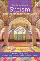 Contemporary Sufism PDF
