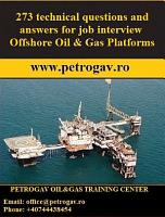 273 technical questions and answers for job interview Offshore Oil   Gas Platforms PDF