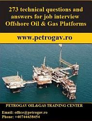 273 Technical Questions And Answers For Job Interview Offshore Oil Gas Platforms Book PDF