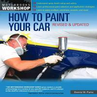 How to Paint Your Car PDF