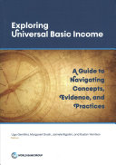Exploring Universal Basic Income