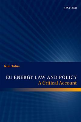 EU Energy Law and Policy PDF