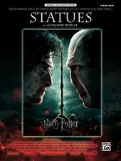 Statues (from Harry Potter and the Deathly Hallows, Part 2): Piano Solo Sheet Music