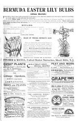 American Gardening: Volume 15