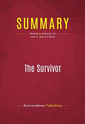 Summary  The Survivor PDF