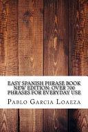 Easy Spanish Phrase Book PDF