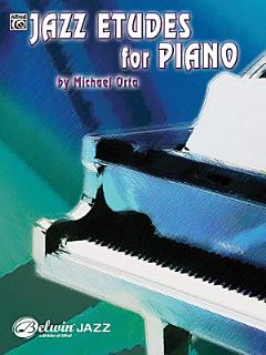 Jazz Etudes for Piano Book