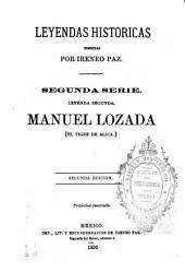 Manuel Lozada (el tigre de Alica.)