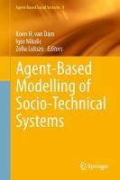 Agent Based Modelling of Socio Technical Systems PDF