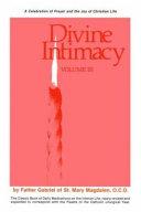 Divine Intimacy, Vol 3