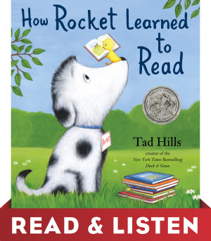 How Rocket Learned to Read  Read   Listen Edition