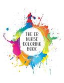 The ER Nurse Coloring Book