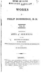 The Works of Philip Doddridge: Volume 3