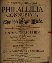 De philallilia connubiali