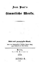 Der Komet, oder Nikolaus Marggraf. Eine komische Geschichte. Erstes Bändchen: Band 28