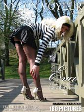 Nylons Voyeur Females Erotic Photo Ebook Vol.07: MILF Leg and Footfetish in Nylons and Pantyhose