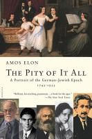 The Pity of It All PDF